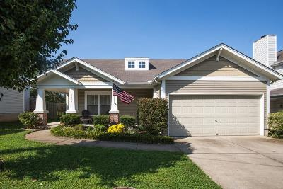 Hermitage Single Family Home Under Contract - Showing: 2609 Spring Farm Ln