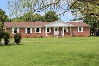 Shelbyville Single Family Home For Sale: 2507 Highway 231 North