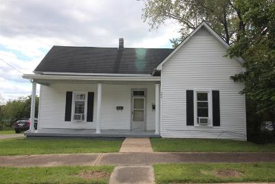 Dickson Multi Family Home For Sale: 404 W College St