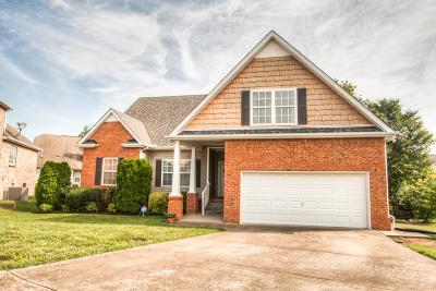 Antioch Single Family Home Under Contract - Showing: 2313 Cloudgrove Pt