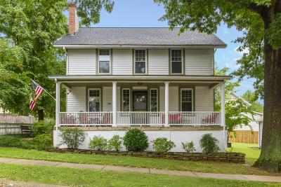 Old Hickory Single Family Home For Sale: 1301 Birdsall St