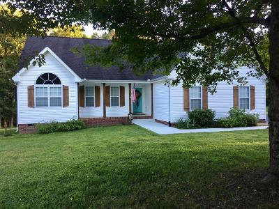 Burns TN Single Family Home Under Contract - Showing: $260,500