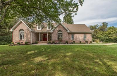 Williamson County Single Family Home For Sale: 6669 Arno Allisona Rd