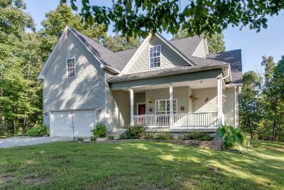 Goodlettsville Single Family Home For Sale: 1469 Dividing Ridge