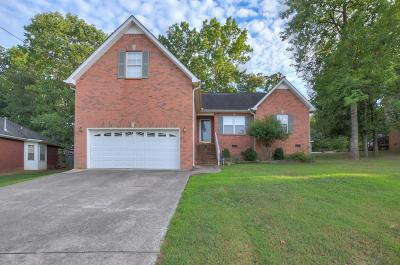 Smyrna Single Family Home Under Contract - Showing: 307 Alexis Dr