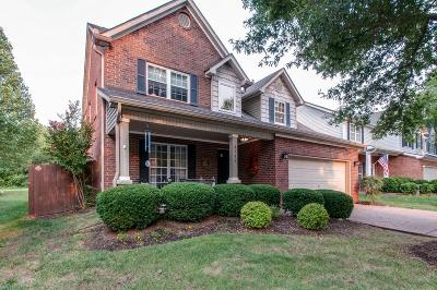 Franklin Single Family Home For Sale: 3122 Winberry Dr