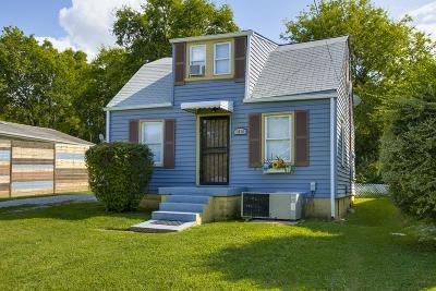 Nashville Single Family Home For Sale: 1414 Litton Ave