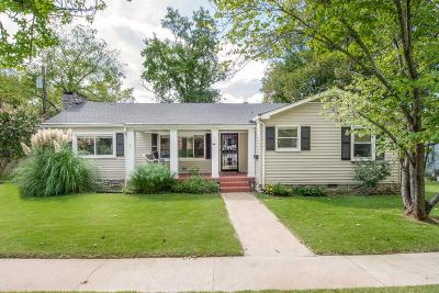 Old Hickory Single Family Home Under Contract - Showing: 1110 Cleves St