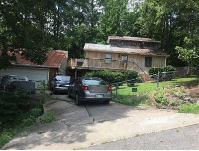 Single Family Home For Sale: 1099 Bugg Hollow