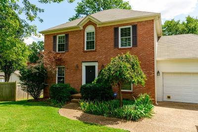 Old Hickory Single Family Home Under Contract - Showing: 4103 Dunn Ct