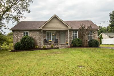 Lebanon Single Family Home Under Contract - Showing: 2760 Phillips Rd