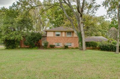 Single Family Home For Sale: 4412 Prescott Rd