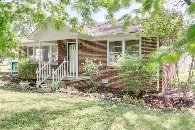 College Grove Single Family Home Under Contract - Showing: 6606 Maxwell St