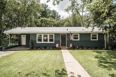 Old Hickory Single Family Home For Sale: 403 15th St