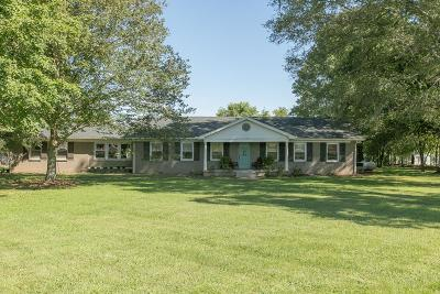 Christiana Single Family Home For Sale: 1836 Rock Springs Midland Rd