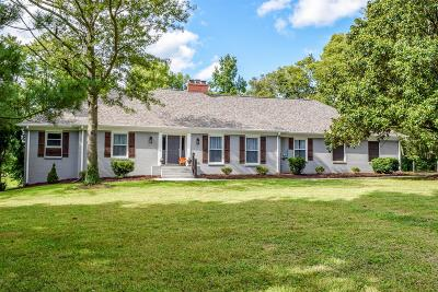 Gallatin Single Family Home For Sale: 1144 Birdwell Dr