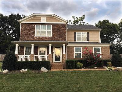 Spring Hill Single Family Home For Sale: 2036 Morton Dr
