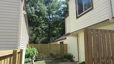 Wilson County Condo/Townhouse For Sale: 4801 Quail Hollow Dr
