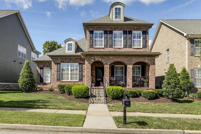 Franklin Single Family Home For Sale: 356 Pennystone Cir