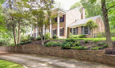 Davidson County Single Family Home For Sale: 1809 Stonehaven Ct