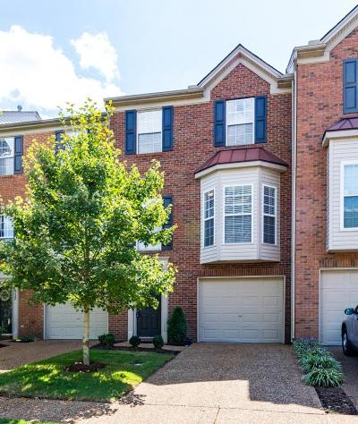 Franklin Condo/Townhouse Under Contract - Showing: 710 Huffine Manor Cir