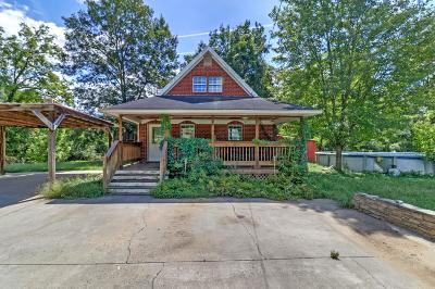 Ashland City Single Family Home Under Contract - Showing: 1339 Pond Creek Rd
