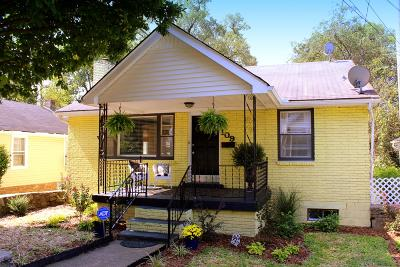 Old Hickory Single Family Home For Sale: 109 Newell Ave