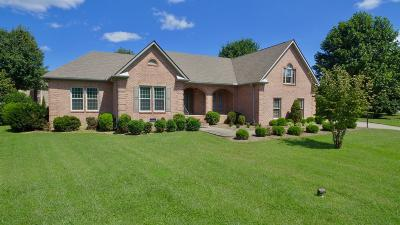 Gallatin Single Family Home For Sale: 502 Redstone Dr