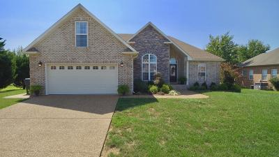 Gallatin Single Family Home For Sale: 1224 Bothwell Pl