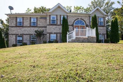 Spring Hill Single Family Home For Sale: 1521 Heller Rdg