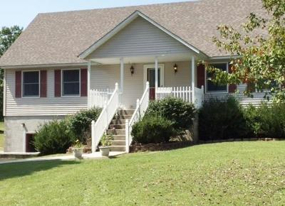 Tracy City TN Single Family Home For Sale: $177,000