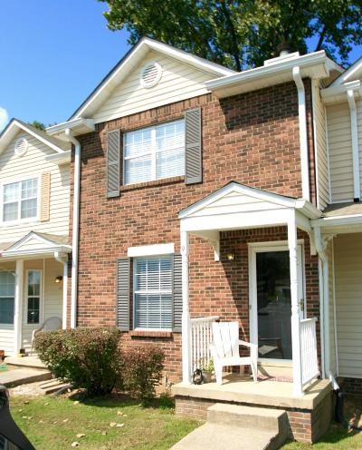 Goodlettsville Condo/Townhouse Under Contract - Showing: 9 Rolling Meadows Dr #9