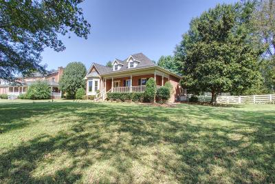 Mount Juliet Single Family Home Under Contract - Showing: 1309 Primrose Trl