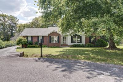 Single Family Home For Sale: 1239 Branch Creek Rd