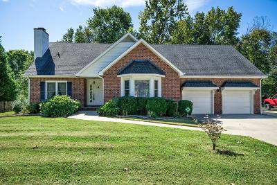 Christian County, Ky, Todd County, Ky, Montgomery County Single Family Home Under Contract - Showing: 220 Longwood Lane