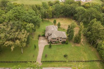 Franklin Single Family Home Under Contract - Showing: 3120 Chase Point Dr