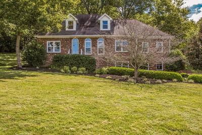 Franklin Single Family Home Under Contract - Showing: 1780 Jameson Dr