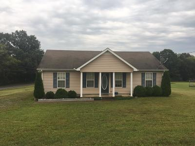 Shelbyville Single Family Home For Sale: 101 Fairway Green Dr