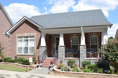 Hendersonville Single Family Home Under Contract - Showing: 104 Radcliff Ln