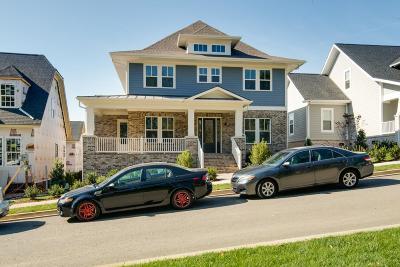 Williamson County Single Family Home For Sale: 635 Lockwood Lane - Lot 213