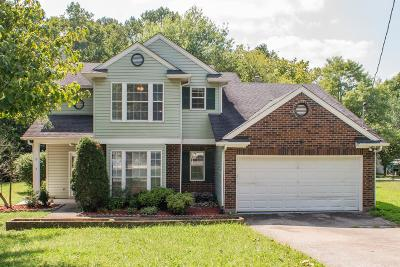 Antioch Single Family Home Under Contract - Showing: 865 Dover Glen Dr