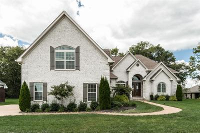 Sumner County Single Family Home For Sale: 1604 Foxland Blvd
