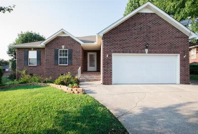 Smyrna Single Family Home For Sale: 121 Buttonwood Dr
