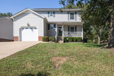 Columbia Single Family Home For Sale: 204 Overlook Pl