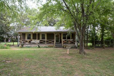 Murfreesboro Single Family Home For Sale: 6800 Cooks Ave