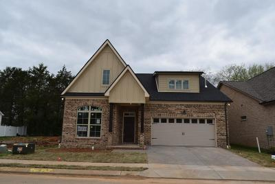 Single Family Home Under Contract - Showing: 3503 Cortona Way