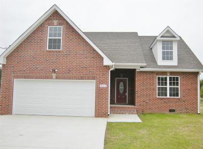 Shelbyville Single Family Home For Sale: 304 Smotherman Ln