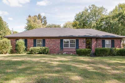 Franklin Single Family Home For Sale: 311 Cotton Ln