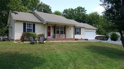Culleoka Single Family Home Under Contract - Showing: 1024 Mikey Ct