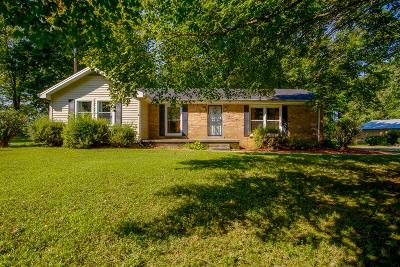Chapmansboro Single Family Home For Sale: 766 Knox Rd